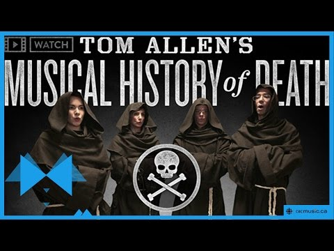 A Musical History Of Death: 'Exit Music' by Tom Allen