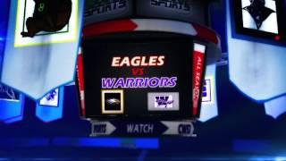 Time basketball   eagles vs. warriors ...