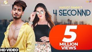 New Punjabi Songs 2018 - 4 SECONND (FULL SONG) - HARJOT PAWAR - MixSingh - Latest Punjabi Song 2018