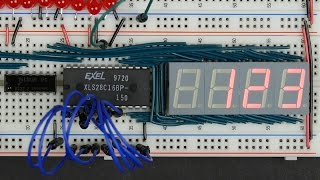 Build an 8-bit decimal display for our 8-bit computer