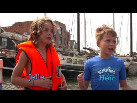 Welkom op het water - Kinderen en Watersportactiviteiten Monnickendam V2 - 11 aug 17 - 17:46