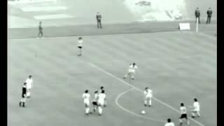 Sporting - 4 x Farense - 1 de 1975/1976 - Golo de Manuel Fernandes