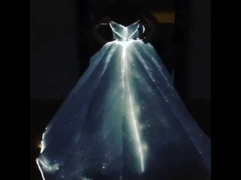 robe lumineuse youtube With robe lumineuse