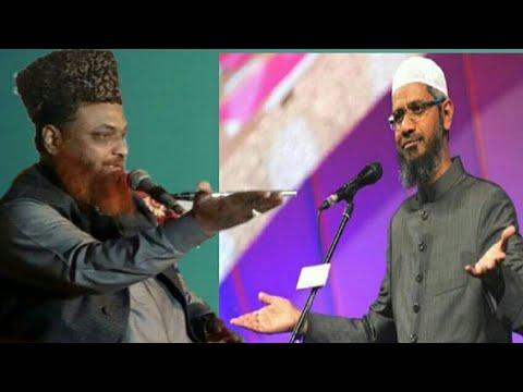 Maulana hashim kanPuri rePly to zakir Naik
