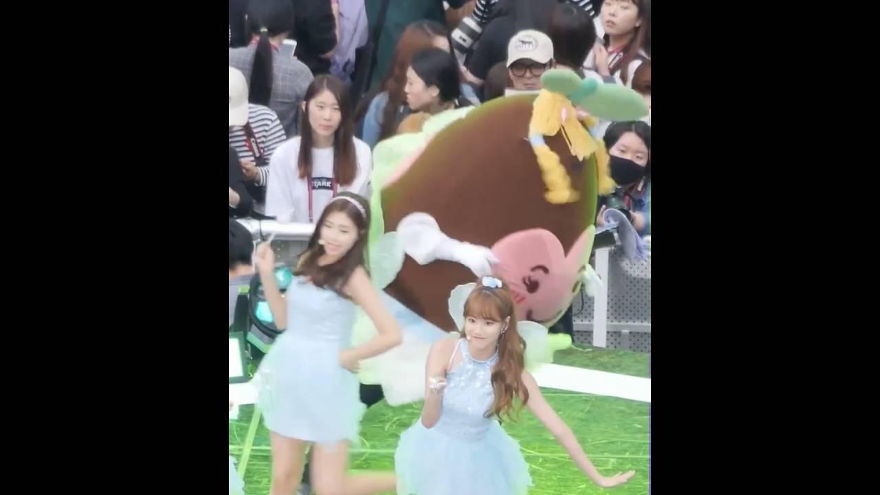 April's Sawori Dream Concert Fancam