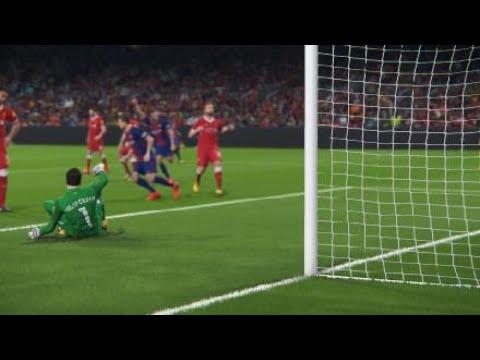 PES 2018 H.Mkhitaryan 1:0
