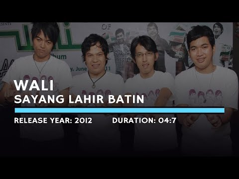 Wali Band - Sayang Lahir Batin (Lyric)
