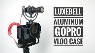 Luxebell's Updated Lightweight Aluminum GoPro Vlog Case