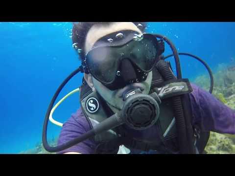 San Andrés - Colômbia - Scuba Diving - 2017/2018