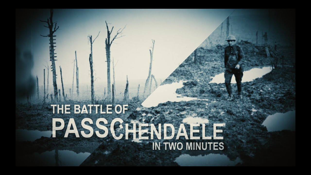The Battle Over Controversial Method >> Passchendaele Britain S Most Controversial Ww1 Battle