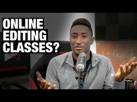 download What Marques Brownlee thinks of Online Editing Classes