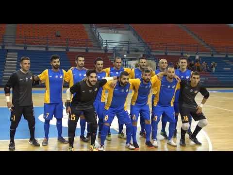 Nicosia Futsal Cup 2017 | Semi Final: APOEL v AEK Larnaca 4-5