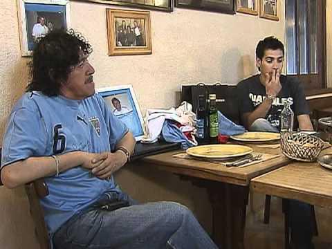Parrillada La Uruguaya en television - Ñuñoa - Santiago de Chile