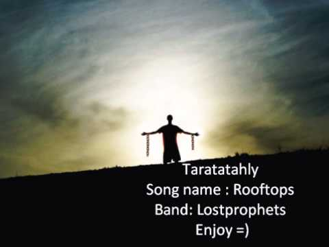 Rooftops  Lostprophets  soundtrack  song Radio edit