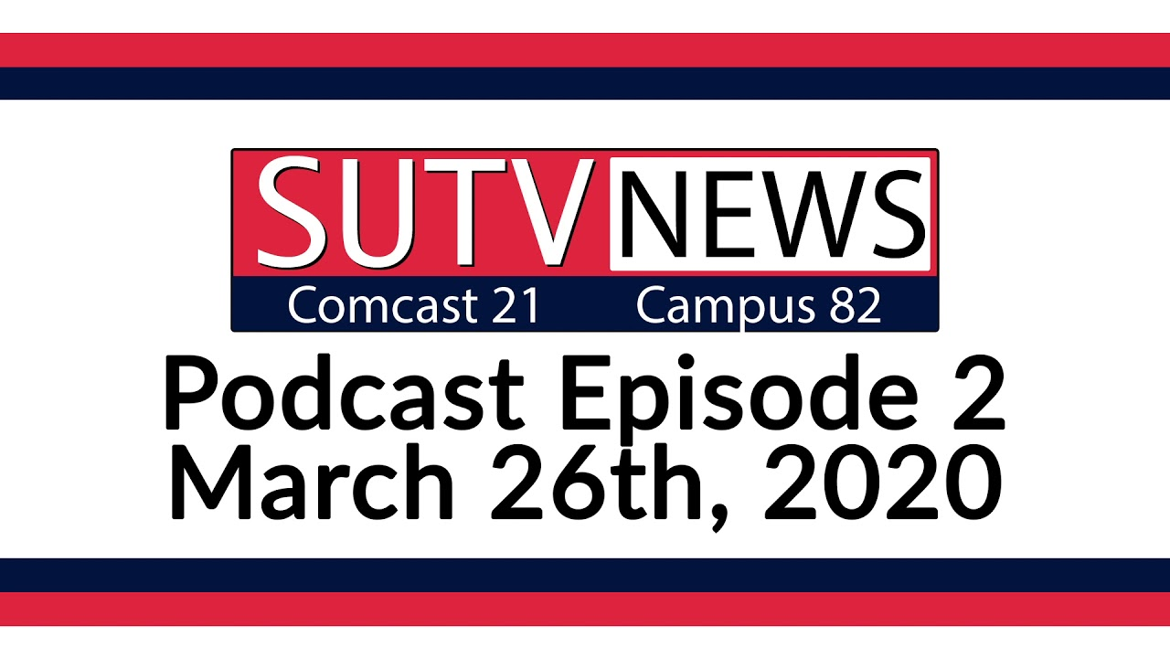 SUTV Podcast Episode 2