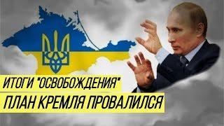 Мир отвернулся: почти половина россиян осознала последствия 'освобождения' Крыма