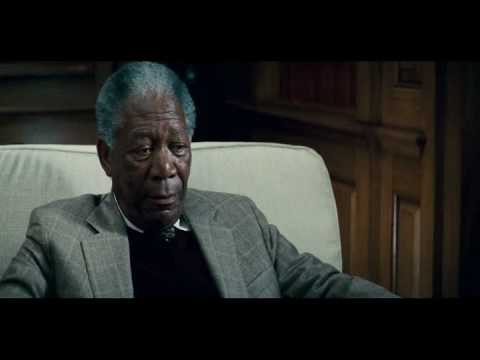 Inspiration from Invictus, with Morgan Freeman & Matt Damon