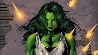 Невидимая Леди против Женщины Халка   Самые сильные девушки комиксов