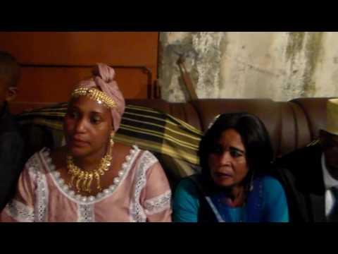MARIAGE SAÏD BACAR CHINDINI TOIRAB HOMME 1