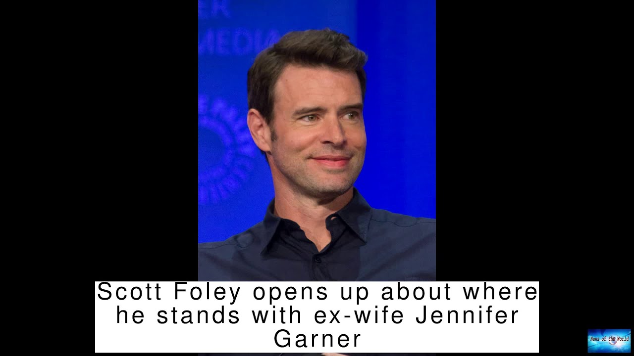 Scott Foley Opens Up About Where He Stands With Ex-Wife Jennifer ...
