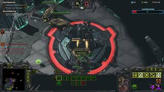 StarCraft 2 Co-Op Lock & Load Abathur lvl 1000
