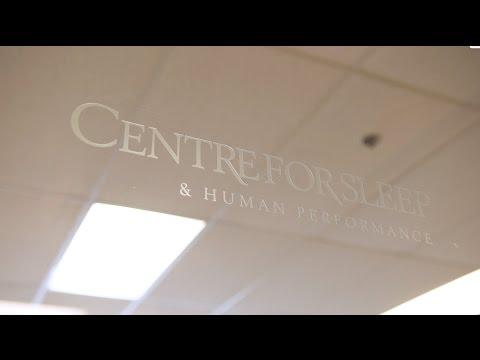Calgary Centre For Sleep And Human Performance - Sleep Lab Tour