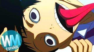 ¡Top 10 Personajes HORRIPILANTES de Anime!