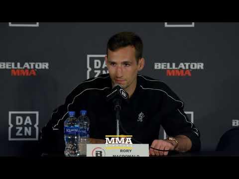 Bellator 222 Post Fight Press Conference - MMA Fighting