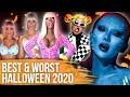 Best & Worst Celebrity Halloween Costumes of 2020
