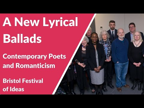 A New Lyrical Ballads: Contemporary Poets and Romanticism