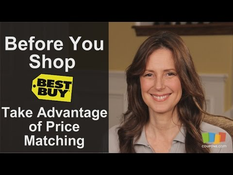 Best Buy: Take Advantage of Price Matching