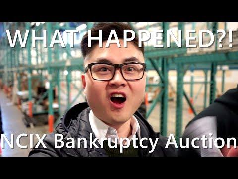 NCIX Auction Went Crazy.