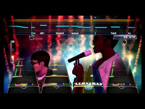 Just Like Heaven - the Cure Expert (All Instruments Mode) Rock Band 3