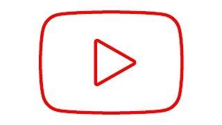 Как нарисовать кнопку YouTube без отрыва руки - тест от Google, при приёме на работу