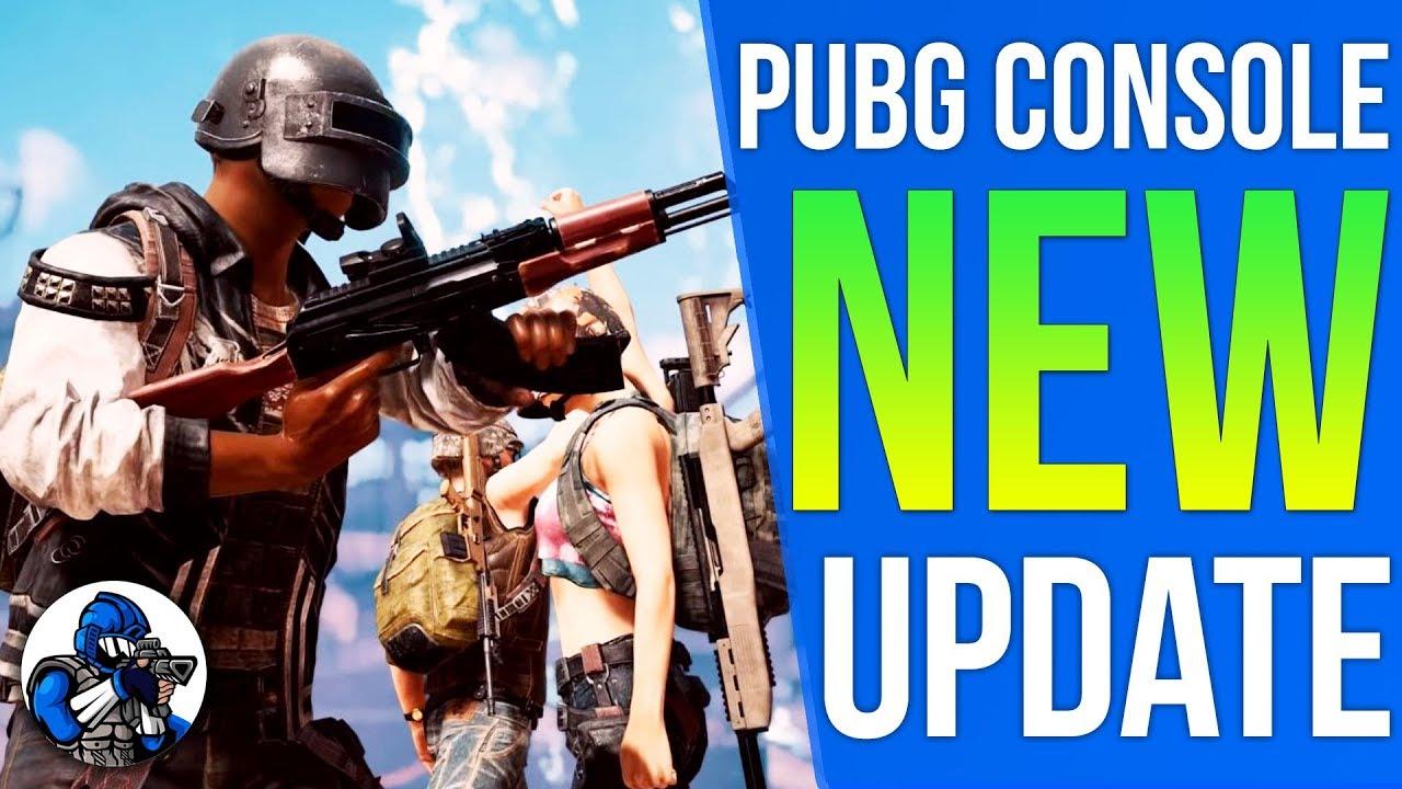 Pubg Update #5