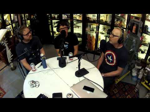 Dawn of the Planet of the Apes SPOILERCAST - Still Untitled: The Adam Savage Project - 7/15/2014