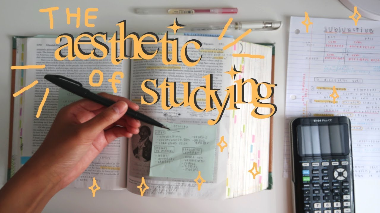 Image result for studying aesthetic
