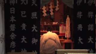 [美しき日本] 奈良 十津川村玉置神社