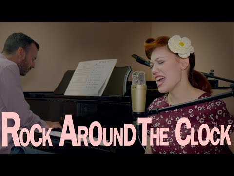 Bill Haley - Rock Around The Clock (cover by Florie & The Klaim)