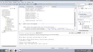Programmieren Lernen für Anfänger - 19 - Vererbung 2: implements / Interface - Java Tutorial