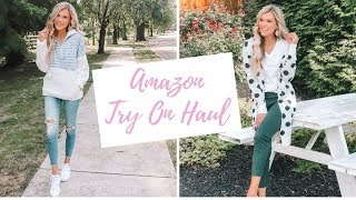 Baixar BEST Amazon Sweaters & Cardigans For Fall | Try On Haul