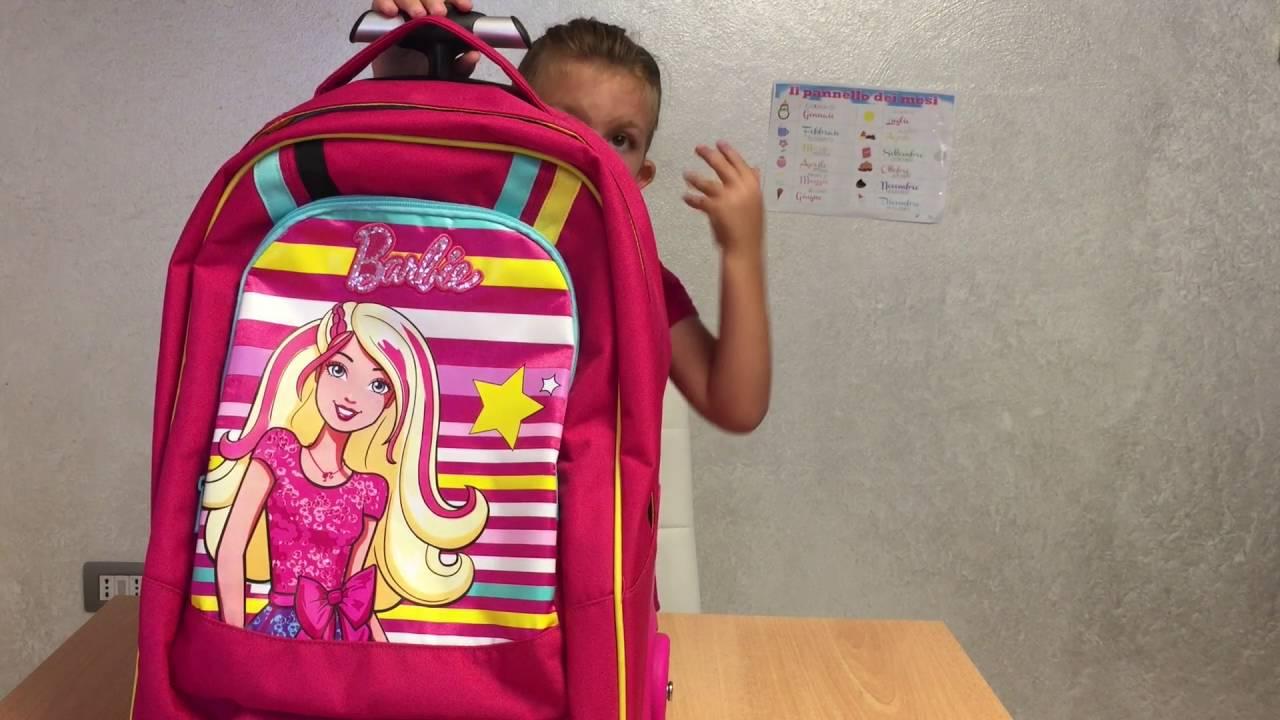 91e970270d Zaino per bambini Barbie – TravelKit