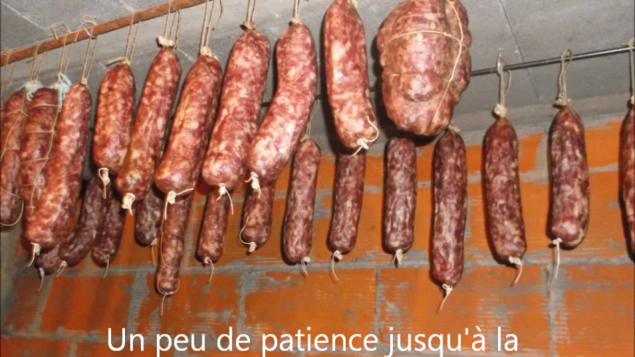 Fabrication de saucisse maison avie home - Fabrication de saucisson sec maison ...