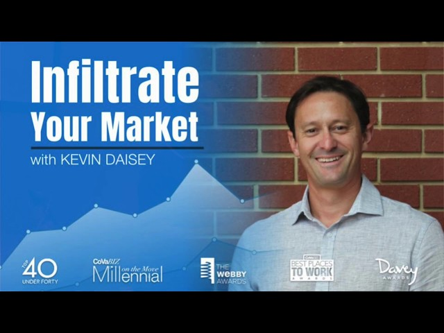 Infiltrate Your Market on LinkedIn - Kevin Daisey