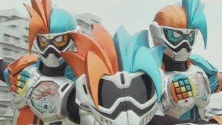 Kamen Rider ex Aid rtv II akhirnya punya double action gamer