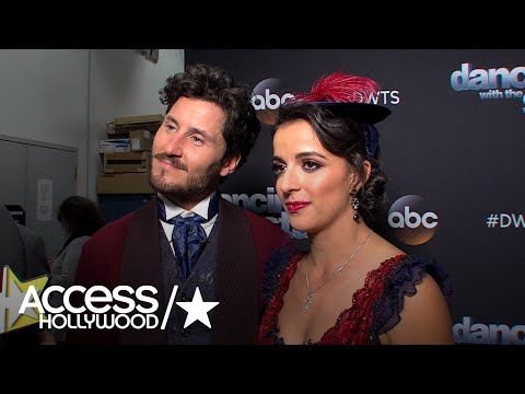 'DWTS': Victoria Arlen & Val Chmerkovskiy On Being Eliminated | Access Hollywood