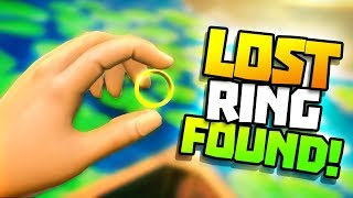 LOST RING FOUND IN LAKE - Catch & Release Gameplay - VR Oculus Rift Gameplay (Catch and Release)