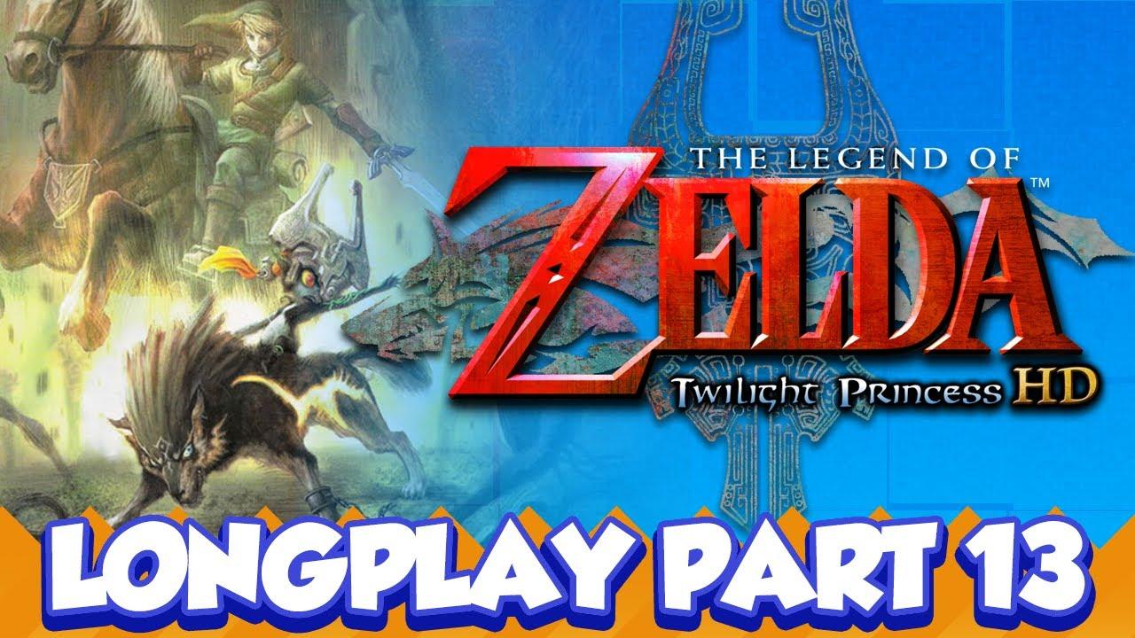 The Legend of Zelda: Twilight Princess HD (Longplay Part 13)