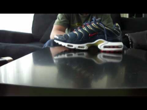 Mens Nike Tuned 1 Air Max Plus TN 604133050 Black | eBay