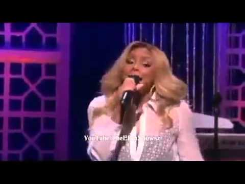 Tamar Braxton Performs  All the Way Home  on The Ellen DeGen--2014 NEW